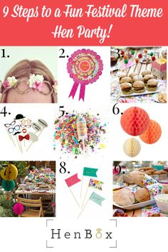 Discover recipes, home ideas, style inspiration and other ideas to try. Hens Party Themes, Hen Party Decorations, Festival Decorations, Party Ideas, Boho Hen Party, Festival Themed Party, Bachelorette Party Themes, Party Guests, Anniversary Parties