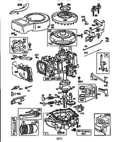 small engine diagram the following img is tecumseh 3 5 hpbriggs \u0026 stratton engine briggs and stratton parts model 289707018601 sears partsdirect chainsaw repair