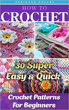 ... Crochet books, Crochet for beginners, Crochet for Dummies) (Crochet