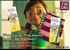 Where Can We Find Answers to Life's Big Questions? The jw.org will help you.
