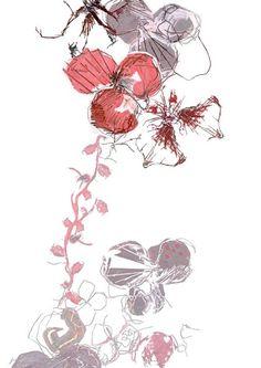 Jillian Cole printed textile design
