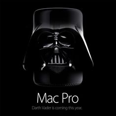 New Apple MacPro is Coming. Come to the dark Side. #MacPro #Apple #wwdc Mac Pro