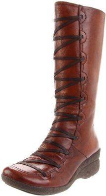 Miz Mooz Women's Otis Knee-High Boot,Brown,37 EU/7 M US Miz Mooz. $77.29