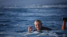 Very Cool Surfer at G-Land.. :D :D