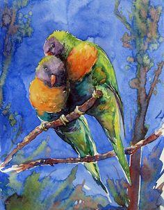 Birdies | by Melanie's Art