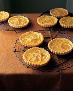 Classic Shaker Lemon Tarts Recipe