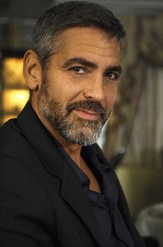 Hot Actors, Actors & Actresses, Kentucky, George Clooney Images, Amal Clooney, Actrices Hollywood, Raining Men, Famous Men, People