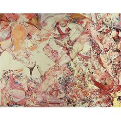 ● Guys and Dolls by Cecily Brown, Oil on canvas. 193 x 249 cm Figure Painting, Painting & Drawing, Exotic Art, Guys And Dolls, Doodle Drawings, Abstract Sculpture, Contemporary Paintings, Figurative Art, Painting Inspiration