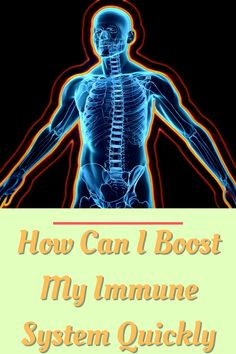 How Can I Boost My Immune System Quickly: If you wish to increase your immunity, you might think about how your body fights against illness. Your immune system does an exceptional job of defending you against illness. But sometimes it fails to fight against germ and make you sick due to an impaired immune system. So how can i boost my immune system quickly. Healthy Lifestyle Tips, Healthy Living Tips, How To Boost Your Immune System, Immune System Boosters, Holistic Wellness, Small Changes, Natural Living, I Can, Fails