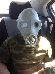 Soviet mask