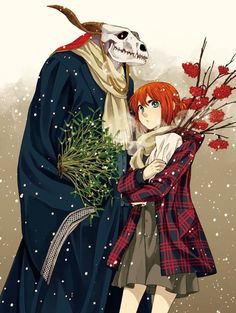 ♞The Ancient Magus Bride||REC♞ | Anime Amino