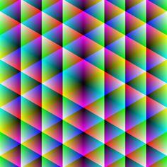 Hex Grid Colors