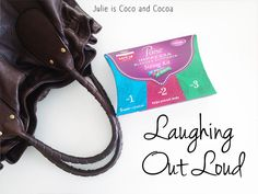 From the gym to the movie theater, head out with confidence thanks to Poise Impressa. Now I'm laughing out loud all night long! #LifeAfterLeaks #ad @CVSPharmacy - Julie is Coco and Cocoa