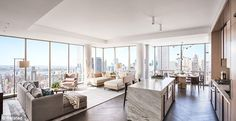 It's alright for some: Gisele Bundchen and Tom Brady have purchased a $14million condo in New York City