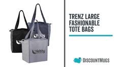 Personalized Trenz Large Cinch Totes Custom Bags, Tote Bags, Totes, Products, Custom Purses, Busy Bags, Handbags, Tote Bag, Dime Bags