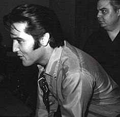 The great Elvis Presley