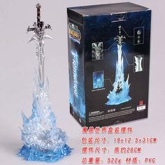 Lámpara World of Warcraft PVC 28 cm.