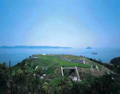 Chichu Art Museum, Naoshima, Japan by Tadao Ando Tadao Ando, Chichu Art Museum, National Art, Paradise On Earth, Art Sites, Visit Japan, Japan Art, Land Art, Art Festival
