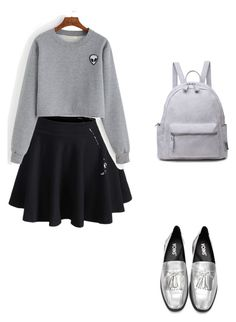 """Untitled #1336"" by esma178 ❤ liked on Polyvore featuring WithChic"