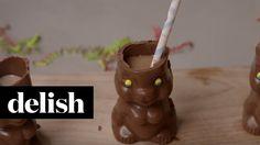 How To Make Truffle Bunny Shots | Delish