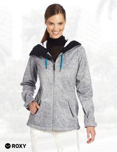Roxy Snow Juniors La Fonda Snow Jacket