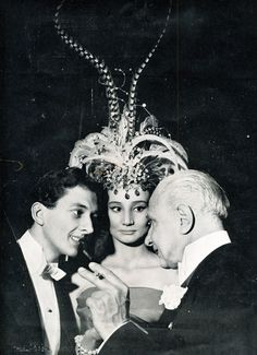 Bal Oriental given by Charles Bestegui at Palazzo Labia, Venice, in 1951.