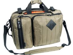 The Skullcandy SUBURBAN CONVERTIBLE BACKPACK / MESSENGER, on the go or look like a pro, it has you covered.