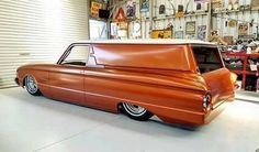 Ford Falcon | Custom Aussie Falcon Sedan Delivery