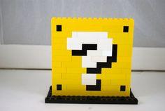 Hey, diesen tollen Etsy-Artikel fand ich bei https://www.etsy.com/de/listing/246583599/lego-mario-brothers-gelbes-fragezeichen