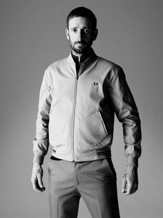 FRED PERRY S/S 2014 BRADLEY WIGGINS COLLECTION | THIS IS MY SUIT See the lookbook on http://thisismysuit.com