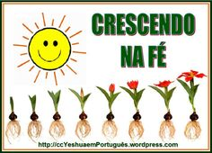 Crescendo na fé - Hebreus 11 vs 1