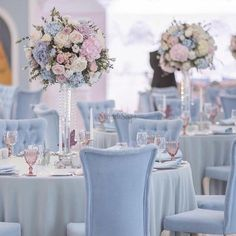 Weddings An excellent info on notes romantic weddings theme classic suggestions pinned on this day 20190401 wedding ref 3871272827 romanticweddingsthemeclassic is part of Blue wedding decorations - Blue Wedding Decorations, Quince Decorations, Quinceanera Decorations, Blue Wedding Flowers, Wedding Table Centerpieces, Wedding Colors, Wedding Bouquets, Wedding Dresses, Baby Blue Wedding Theme