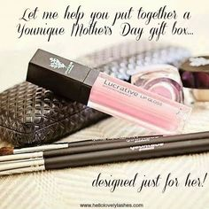 Give a Younique Mother's Day Gift www.WhatBigLashes.com