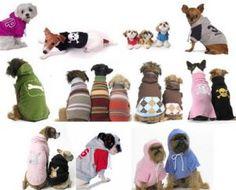 Molde de roupa para cachorro As roupas para cachorro são realmente graciosas e quando faz frio muitos deles precisam de uma boa roupinha para aquecer princ