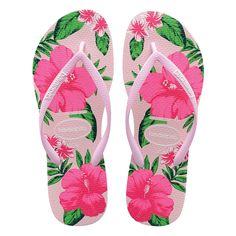 Havaianas Rosas