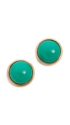 Geometic Big Dot Stud Earrings - Marc by Marc Jacobs via Shopbop