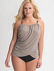 Plus Size Swimsuits, Swimwear, One Pieces, & Cover Ups   Lane Bryant