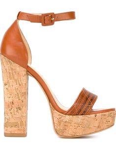 ALEXANDRE BIRMAN Platform Sandals. #alexandrebirman #shoes #sandals
