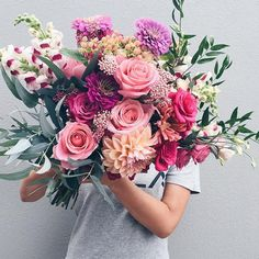 Long weekends and summer bouquets
