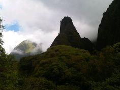 Iao Needle #MauiMoment in #gohawaii