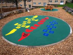 Play Area Rubber Surfaces in Aberdeenshire 8