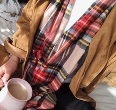 Plaid Scarf, Chloe, Instagram, Fashion, Moda, Fashion Styles, Fashion Illustrations