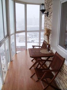 small outdoor seating areas and balcony decorating