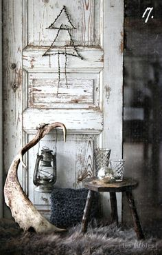 creative winter decor