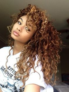 india westbrooks brown hair | most popular tags for this image include curly hair india westbrooks(Mix Chicks Curly Hair)