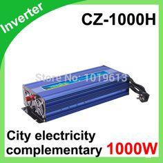 1000 Watt Modified Sine Wave Power Inverter DC 12V to AC 220-240V Converter + USB