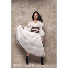 Priyanka Chopra  #MarieClaire