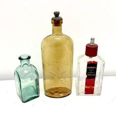 Royall Lyme Vanity Bottle Amber Glass w/ Pewter Crown Cork | Etsy Almond Cream, Light Pull, Cute Charms, Pull Chain, Amber Glass, Hand Coloring, Glass Bottles, Pewter, Cork