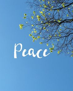 Peace Typography Blue Printed inspiring by StockLaneStudio Etsy Christmas, Christmas In July, Dorm Room Walls, Teen Girl Rooms, Age Of Aquarius, Big Challenge, Simple Words, Word Art, Peace And Love