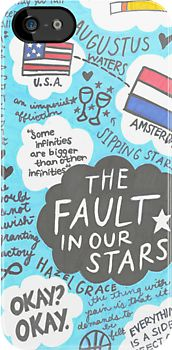 the fault in our stars accessories tfios case
